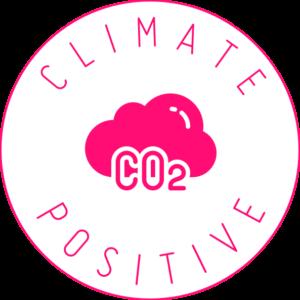 BIOVOX: Climate Postive Material Badge
