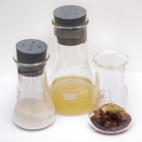 Biobasierte Zusatzstoffe für eine gute Wirkung und vollständige biologische Abbaubarkeit.