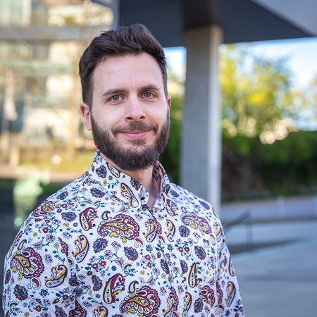 Dr.-Ing. Julian Lotz, Sales & Finance